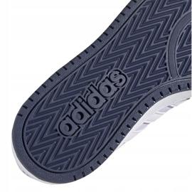 Adidas Hoops 2.0 K Jr EG9075 shoes violet 5
