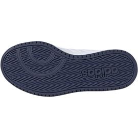 Adidas Hoops 2.0 K Jr EG9075 shoes violet 6