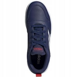 Adidas Tensaur Jr EF1087 shoes navy 1
