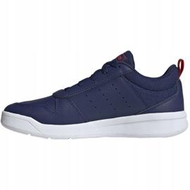 Adidas Tensaur Jr EF1087 shoes navy 2