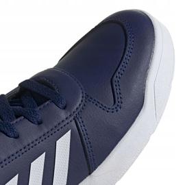 Adidas Tensaur Jr EF1087 shoes navy 3