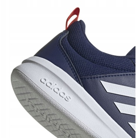 Adidas Tensaur Jr EF1087 shoes navy 5