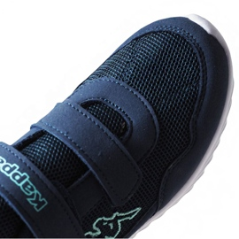 Kappa Cracker Ii K Jr 260647K 6737 children's shoes navy 4