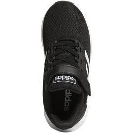Adidas Duramo 9 C Jr G26758 shoes black 1