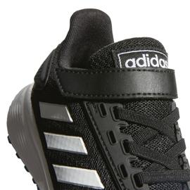 Adidas Duramo 9 C Jr G26758 shoes black 3
