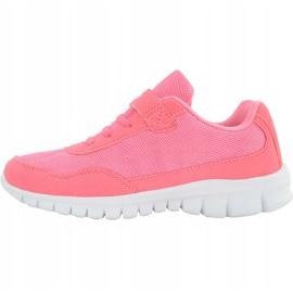 Kappa Follow K Jr 260604K 7210 shoes pink 1