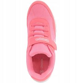 Kappa Follow K Jr 260604K 7210 shoes pink 2