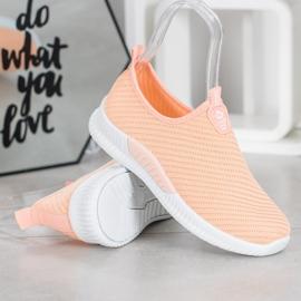 SHELOVET Slip-on Sport Shoes orange 3