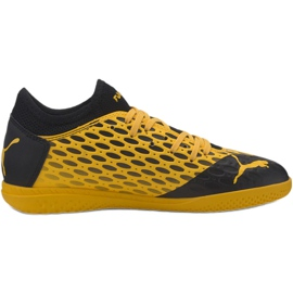 Puma Future 5.4 It Jr 105814 03 football shoes yellow 2