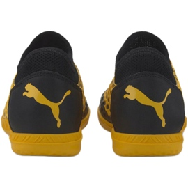 Puma Future 5.4 It Jr 105814 03 football shoes yellow 4