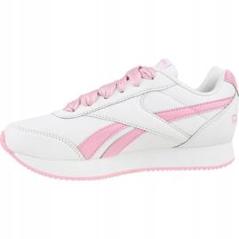 Reebok Royal Cl Jogger 2.0 Jr DV9044 shoes white 1