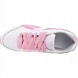 Reebok Royal Cl Jogger 2.0 Jr DV9044 shoes white 2