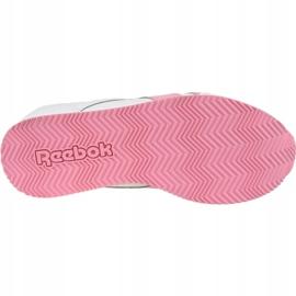 Reebok Royal Cl Jogger 2.0 Jr DV9044 shoes white 3