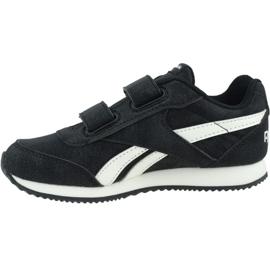 Reebok Royal Cl Jogger Jr DV9147 shoes black 1