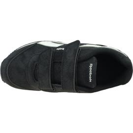 Reebok Royal Cl Jogger Jr DV9147 shoes black 2