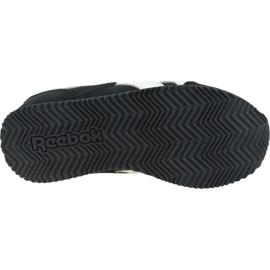 Reebok Royal Cl Jogger Jr DV9147 shoes black 3