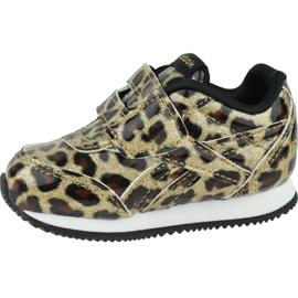 Reebok Royal Classic Jogger 2.0 K DV9039 shoes brown multicolored 1