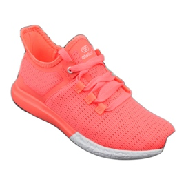Atletico AT9618 Casual Sport Shoes multicolored orange pink 1
