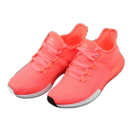 Atletico AT9618 Casual Sport Shoes multicolored orange pink 3