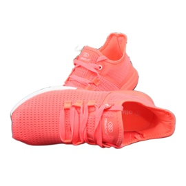 Atletico AT9618 Casual Sport Shoes multicolored orange pink 5