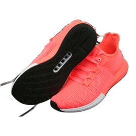 Atletico AT9618 Casual Sport Shoes multicolored orange pink 4