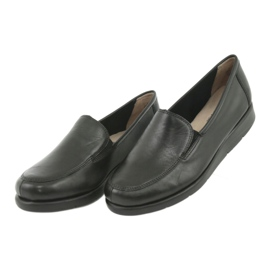 Caprice loafers comfort 24751 black 3
