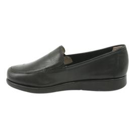 Caprice loafers comfort 24751 black 2