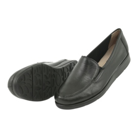 Caprice loafers comfort 24751 black 4