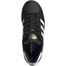 Adidas Superstar J Jr EF5398 shoes black 1
