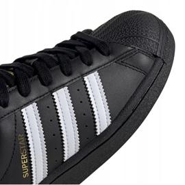Adidas Superstar J Jr EF5398 shoes black 3