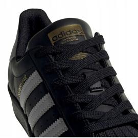Adidas Superstar J Jr EF5398 shoes black 4