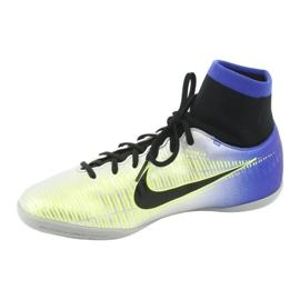 Indoor shoes Nike Mercurial Victory 6 Df Njr Ic Jr 921491-407 silver 2