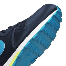 Nike Md Runner 2 Gs Jr 807316-415 shoes navy 1
