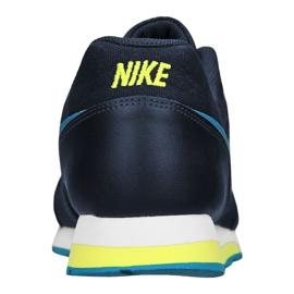 Nike Md Runner 2 Gs Jr 807316-415 shoes navy 4