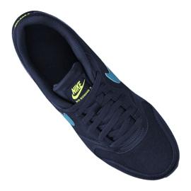 Nike Md Runner 2 Gs Jr 807316-415 shoes navy 5