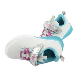 American Club blue ES14 gray sport shoes pink grey 6