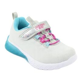 American Club blue ES14 gray sport shoes pink grey 1