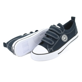American Club American children's sneakers with Velcro LH33 3