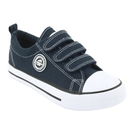 American Club American children's sneakers with Velcro LH33 1