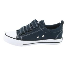 American Club American LH31 navy blue sneakers 2