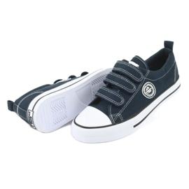American Club American LH31 navy blue sneakers 4