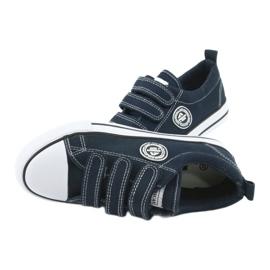 American Club American LH31 navy blue sneakers 5