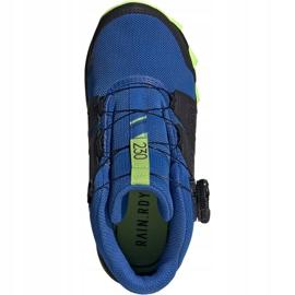Adidas Terrex Boa Mid R.RD Jr EE8470 shoes blue 1