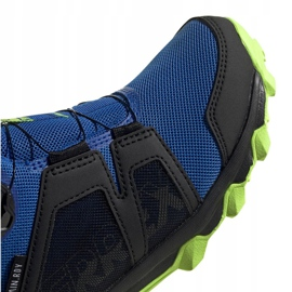 Adidas Terrex Boa Mid R.RD Jr EE8470 shoes blue 3
