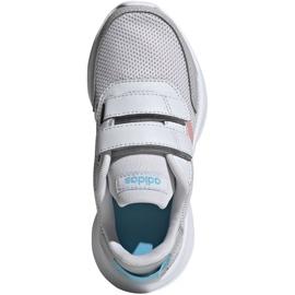 Adidas Tensaur Run C Jr EG4148 shoes pink grey 1