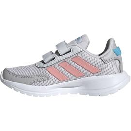 Adidas Tensaur Run C Jr EG4148 shoes pink grey 2