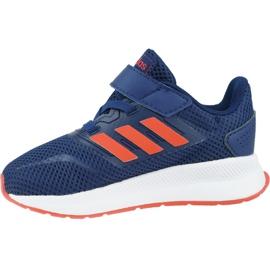 Adidas Runfalcon Jr EG2226 shoes navy 1