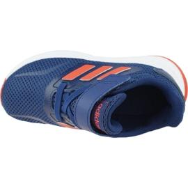 Adidas Runfalcon Jr EG2226 shoes navy 2