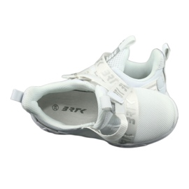 Bartek 75213 Sport Shoes leather insole white grey 6