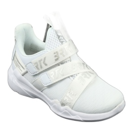 Bartek 78213 Sport Shoes leather insole white grey 1